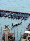 Dessus de Venise Image stock