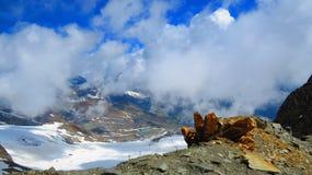 Dessus du Tyrol image libre de droits