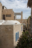 Dessus islamiques de toit Image stock