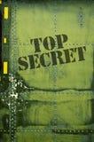 dessus secret Photographie stock libre de droits