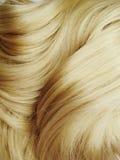 Destaque o fundo da textura do cabelo Imagem de Stock Royalty Free