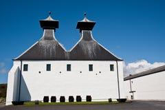 Destilaria de Ardbeg imagem de stock royalty free