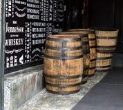 Destilaria de Jack Daniel Foto de Stock