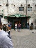 A destilaria velha de Jameson Fotos de Stock Royalty Free