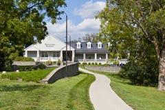 Destilería de Bourbon de la reserva de Woodford Imagen de archivo