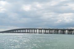 Destin地区在佛罗里达 免版税库存图片