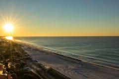 Destin,佛罗里达 免版税图库摄影