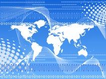 Destin de Digitals Images libres de droits