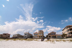 Destin florida beach scenes Stock Photography