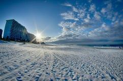Destin florida beach scenes stock photography