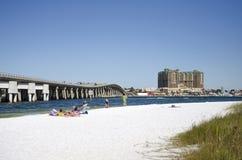 Destin Florida de V.S. royalty-vrije stock fotografie