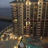 Destin hotell Royaltyfri Bild