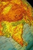 Destinación la India Imagen de archivo libre de regalías