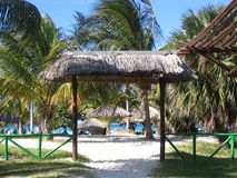 Destinación tropical Fotos de archivo libres de regalías