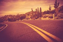 Destination Arizona Royalty Free Stock Images
