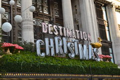 Destination Christmas Royalty Free Stock Photos