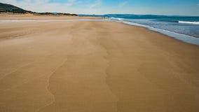 Destination för Aberdovey Aberdyfi Wales Snowdonia UK horisontalsammansättning för vidsträckt härlig seascapeferie Royaltyfria Bilder