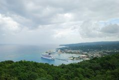 Destination Jamaica Stock Photo