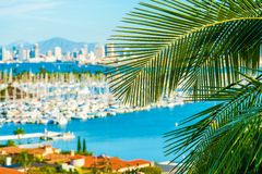 Destination San Diego Royalty Free Stock Photography