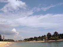 Destination Sentosa de vacances Photo stock