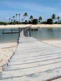Destination Sentosa de vacances Images libres de droits