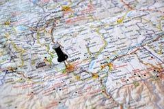Destination: Sibiu, Romania. Stock Images