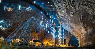 Free Destination-Turda Indoor Fun Park Saltmine In Romania Royalty Free Stock Photography - 149854317