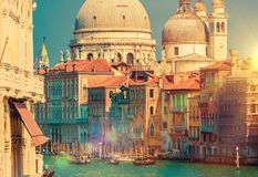 Destination Venice Italy Royalty Free Stock Images