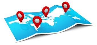 The destinations Stock Photos