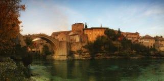 destinations de voyage en Bosnie Image stock