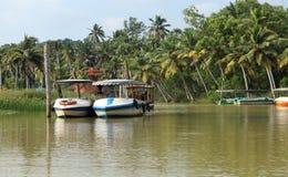 Destinations du sud de visite de vacances de l'Inde photographie stock libre de droits