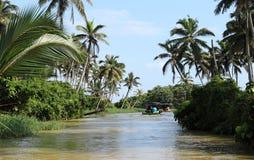 Destinations naturelles du sud de visite de l'Inde photos libres de droits
