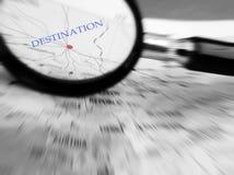 Destinazione fotografia stock