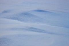 Destinazione della neve landscape Fotografia Stock