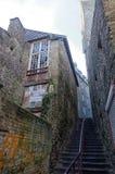 Destinazione francese, Saint Malo Fotografia Stock Libera da Diritti