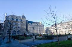 Destinazione francese, Saint Malo Immagini Stock Libere da Diritti