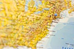 Destinazione: New York Immagini Stock