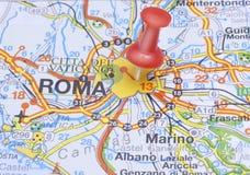Destinazione Roma Fotografia Stock