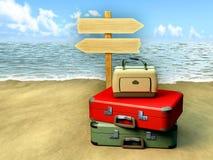 Destinazioni di viaggio Fotografie Stock