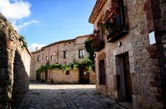 Destino español, Medinaceli, ciudad histórica fotografía de archivo libre de regalías