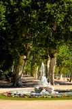 Destino espanhol, Aranjuez Cidade real histórica Fotografia de Stock Royalty Free