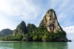 Destino exótico Tailandia del viaje Imagen de archivo