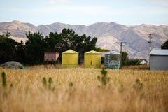 Destino Nova Zelândia Imagem de Stock Royalty Free