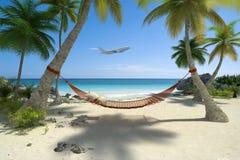 Destino tropical Fotografía de archivo libre de regalías