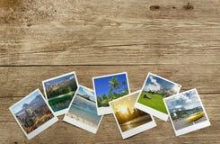 Destinos do curso imagens de stock royalty free