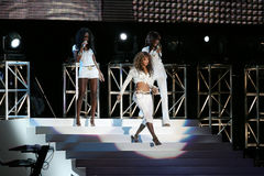Destiny's Child. In concert Stock Photography