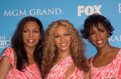 Destiny's Child Royalty Free Stock Photos