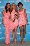 Destiny's Child. Pop group DESTINY'S CHILD at the Billboard Music Awards at the MGM Grand Las Vegas. 05DEC2000.   Paul Smith/Featureflash Royalty Free Stock Photos