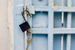 Destrave pela chave Imagem de Stock
