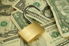 Destrave seu lucro Foto de Stock Royalty Free